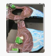 The Goddess of Earth Mask iPad Case/Skin