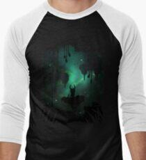The Greenpath Men's Baseball ¾ T-Shirt