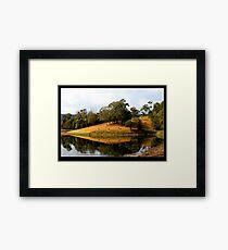 Nature? Framed Print
