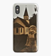 Upsala Lutheran Church iPhone Case/Skin