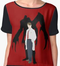 William Birkin Resident Evil 2 Women's Chiffon Top