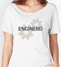 Ingenieuringenieur Nerd Baggyfit T-Shirt