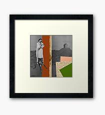 Oklimobi Framed Print
