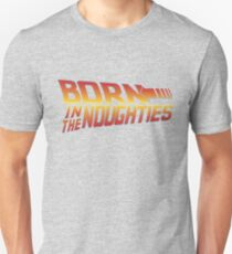 Born in the Noughties 00s - Back to the Future Unisex T-Shirt