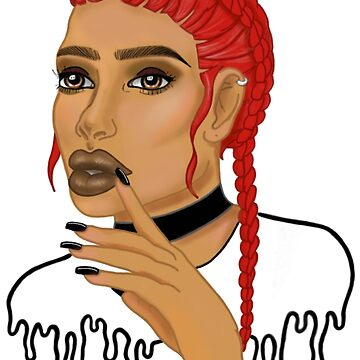 67fd3804 Red Bae by austinmedlock1 · Horse Girl by austinmedlock1