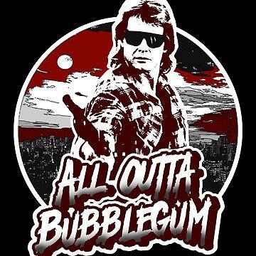 All Outta Bubblegum.  by ArcadiaDesigns9
