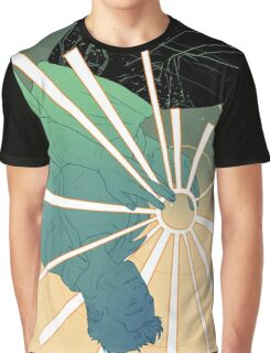 DCW Tarot - The Hanged Man Graphic T-Shirt