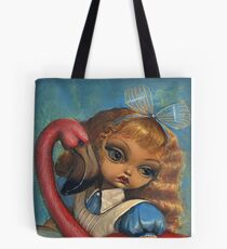 ALICE in HOLLYWOODLAND Tote Bag