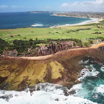 Long Reef Point, from the air by roger