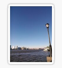 Hudson River NYC Sticker