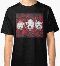 Valentine Pups Classic T-Shirt