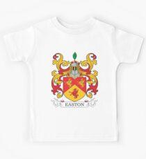 Easton Coat of Arms Kids Tee