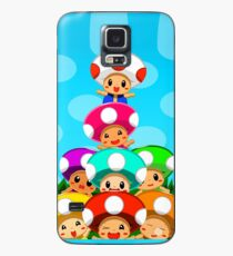 Stack o' Toads Samsung Case/Skin for Samsung Galaxy