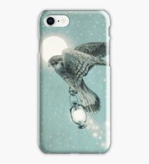 Nighthawk (portrait format) iPhone Case/Skin
