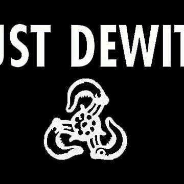 Just Dewitt  by MLGamer125
