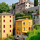 Around Bassano del Grappa III by Harry Oldmeadow