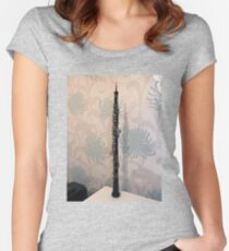 Oboe Women's Fitted Scoop T-Shirt