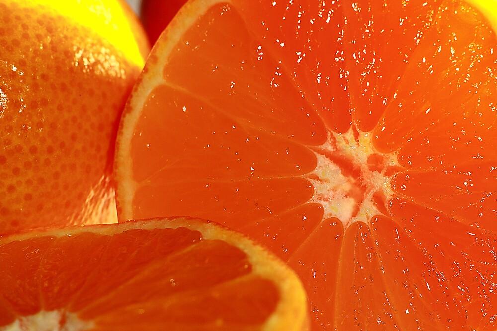 Orange by Alan Hawkins