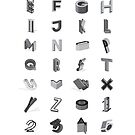 36 Days of Type by Tanner Puzio