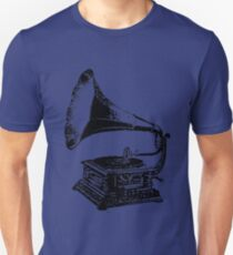 Phonograph Unisex T-Shirt