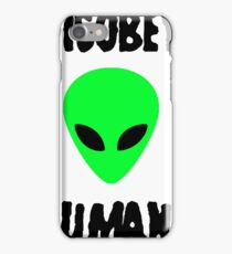 Disobey Humanz iPhone Case/Skin
