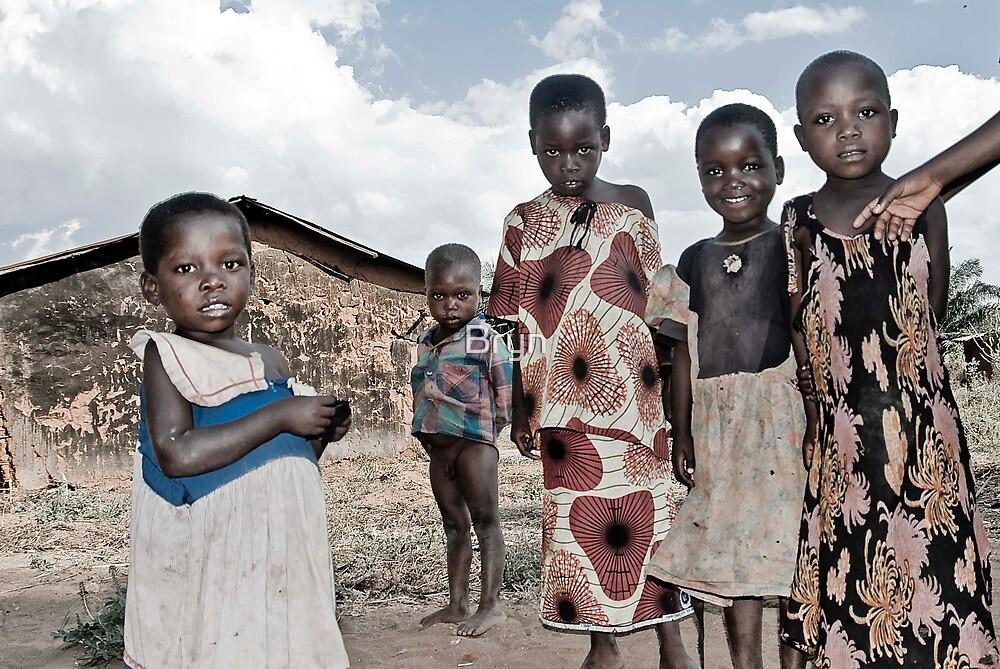 Burundi by Bryn