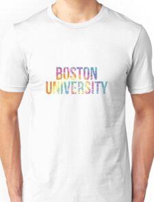 Boston University Unisex T-Shirt