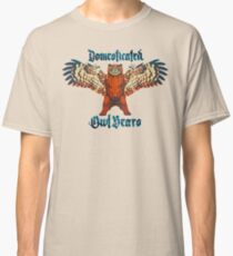 Domesticated Owl Bears Classic T-Shirt