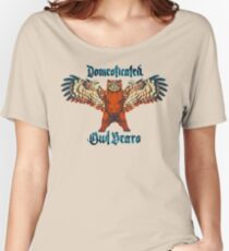 Domesticated Owl Bears Women's Relaxed Fit T-Shirt