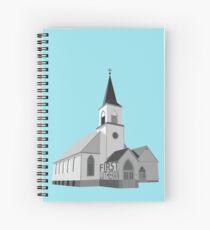 First Lutheran Church Spiral Notebook