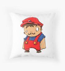 Itza Mii Throw Pillow