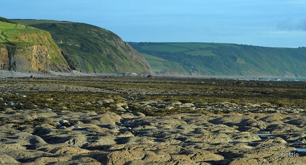 The Green Cliffs by hettie