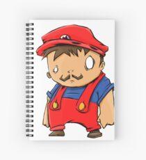 Itza Mii Spiral Notebook