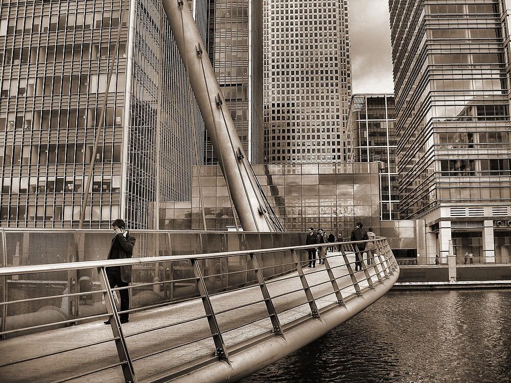 Foot Bridge by mmrich