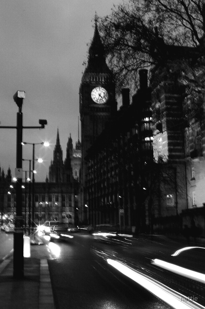 Night of Big Ben by hettie