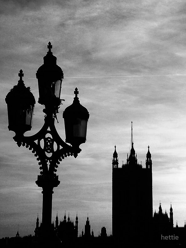 Light of Westminster by hettie