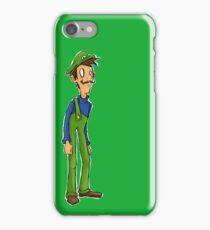 Itza Luigi iPhone Case/Skin