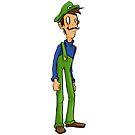 Itza Luigi by Cory Tibbits