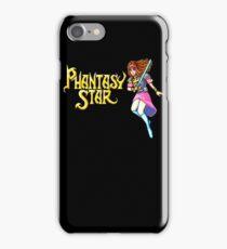 Phantasy Star (Genesis) Title Screen iPhone Case/Skin