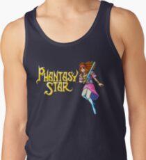 Phantasy Star (Genesis) Title Screen Tank Top