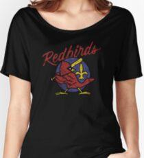 Louisville Redbirds Classic Women's Relaxed Fit T-Shirt
