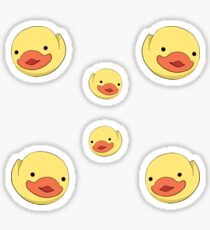 Usagi Chi-Chi's Ducky Sticker