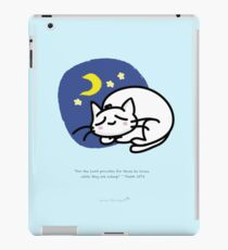 Rest in you iPad Case/Skin