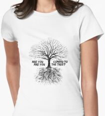 The Hanging Tree Women's Fitted T-Shirt
