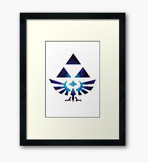 Triforce Framed Print