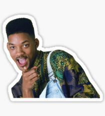 Will Smith  Sticker