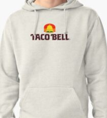 Retro Taco Bell Pullover Hoodie