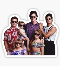 Full House Sticker
