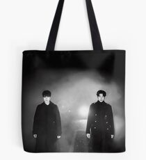 Goblin and Grim Reaper Tote Bag