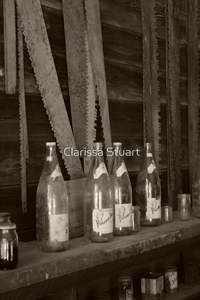 Blades & Bottles 2 by Clarissa Stuart